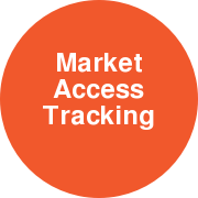 Market Access Tracking